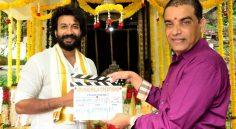 #SatyaDev25 - 25వ చిత్రం స్టార్ట్ చేసిన సత్యదేవ్