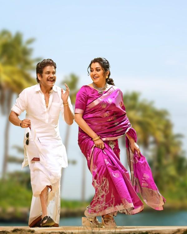 Bangarraju Movie Nagarjuna Ramyakrishna (1)