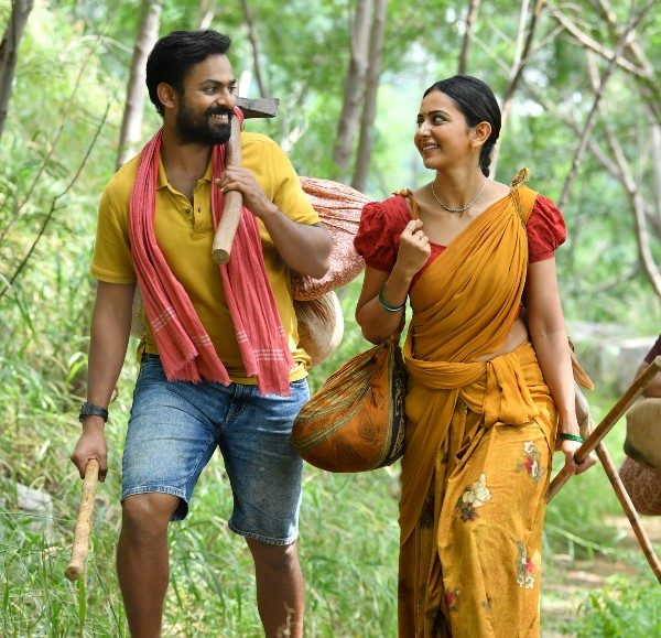 KondaPolam Movie Vaishnav Tej Rakul preeth 1KondaPolam Movie Vaishnav Tej Rakul preeth 1