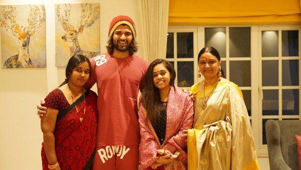 Shanmukha Priya Renders A Chartbuster In Vijay Deverakonda Liger