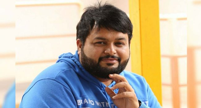 Thaman-shares-sai-dharam-tej-update-with-fans