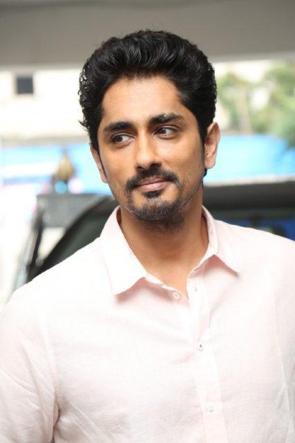 hero Siddharth